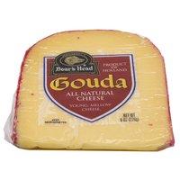 Boar's Head Natural Gouda Cheese, 0.5 Ounce