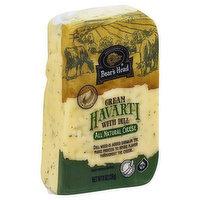 Boar's Head Cream HavartiWith Dill Cheese, Block, 0.5 Ounce