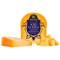 Boar's Head Aged Gouda Cheese, 8 Ounce