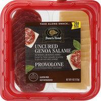 Boar's Head Genoa Salami & Picante Provolone, 4 Ounce