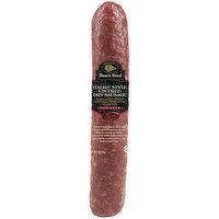 Boar's Head Italian Style Sausage, Dry Piccante, 7.5 Ounce