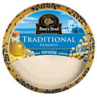 Boar's Head Traditional Hummus, 10 Ounce