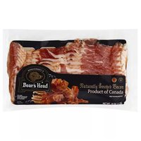Boar's Head Naturally Smoked Bacon, 16 Ounce