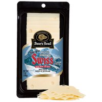 Boar's Head Gold Label Swiss Sliced Cheese, 7 Ounce