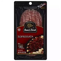 Boar's Head Sopressata, 4 Ounce
