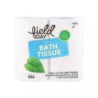 Field Day Regular Bath Tissues, 2-Ply, 4 Each
