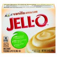 Jello Instant Pudding, Vanilla, 3.4 Ounce
