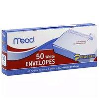 Mead No. 10 White Envelopes, 1 Each