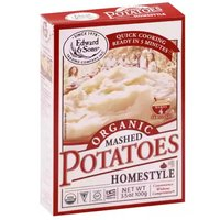 Edward & Sons Organic Mashed Potatoes, Home Style, 3.5 Ounce