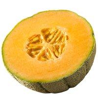 1/2 Slice Cantaloupe Tray, 1 Each