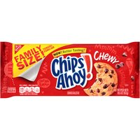 Chips Ahoy, Chewy, Family Size, 19.5 Ounce