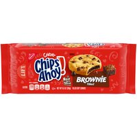 Chips Ahoy! Chewy Brownie Filled Soft Cookies, 9.5 Ounce