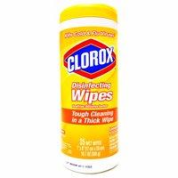 Clorox Disinfecting Wet Wipes, Citrus, 35 Each