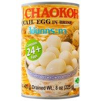 Chaokoh Quail Egg In Brine, 15 Ounce