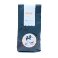 Big Island Coffee Whole Bean Kona Bloom, 7 Ounce