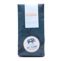 Big Island Coffee Ground Ka'u Darkwood, 7 Ounce