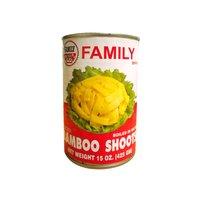 Family Bamboo Sliced Shoots, 15 Ounce