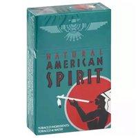 Natural American Spirit Menthol Cigarettes, Box, 1 Each