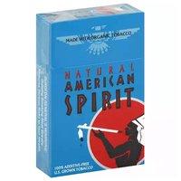 American Spirit Organic, Turquoise, Box, 1 Each