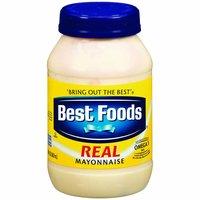 Best Food Real Mayonnaise, 30 Ounce