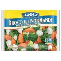 Flav R Pac Broccoli Normandy, Frozen, 12 Ounce