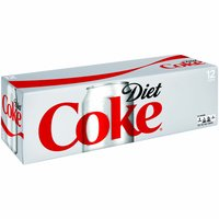 Diet Coke, Cans (Pack of 12), 12 Ounce