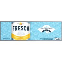 Fresca, Cans (Pack of 12), 12 Ounce