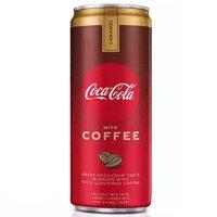 Coke+coffee Caramel, 12 Ounce