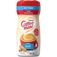 Coffee Mate Non-Dairy Creamer, Fat Free, 16 Ounce