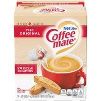 Coffee Mate Liquid Coffee Creamer, Original, 24 Each