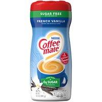 Coffee Mate Powder, Sugar Free, French Vanilla, 10.2 Ounce