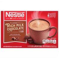 Nestle Hot Cocoa, Rich Chocolate, 4.27 Ounce