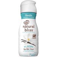 Coffee Mate Natural Bliss Vanilla Liquid Creamer, 16 Ounce