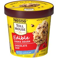 Toll House Edible Cookie Dough, Chocolate Chip, 15 Ounce