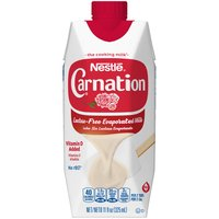 Carnation Evaporated Milk, Lactose-Free, 11 Ounce