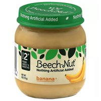 Beech Nut Baby Food, Bananas, Stage 2, 4 Ounce