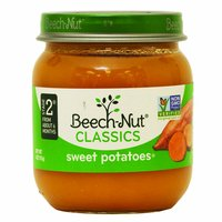 Beech Nut Classics Sweet Potatoes, Stage 2, 4 Ounce
