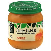 Beech Nut Baby Food, Squash, Stage 2, 4 Ounce