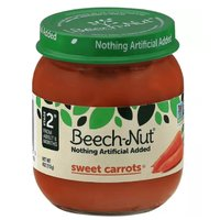 Beechnut Baby Food, Sweet Carrots, Stage 2, 4 Ounce