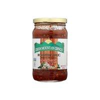 Green Mountain Gringo Roasted Garlic Salsa, 16 Oz, 16 Ounce