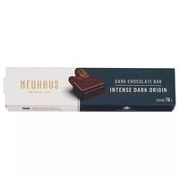 Neuhaus Chocolate Bar, Intense Dark, 1.76 Ounce