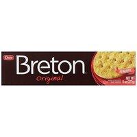 Dare Breton Crackers, Original , 8 Ounce