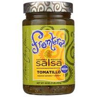 Frontera Tomatillo Salsa, Medium, 16 Ounce