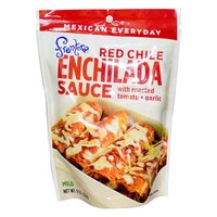 Frontera Enchilada Sauce, Red Chile, 8 Ounce
