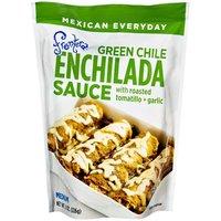 Frontera Green Chile Enchilada Sauce, Roasted Tomatillo & Garlic, 8 Ounce