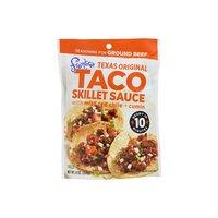 Frontera Taco Skillet Sauce, Texas, Mild, 8 Ounce