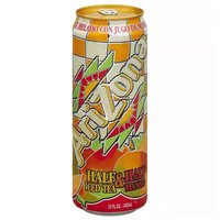 Arizona Half & Half Mango, 23 Ounce