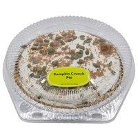 Pumpkin Crunch Pie, 28 Ounce