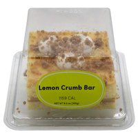 Lemon Crumb Bar, 9 Ounce