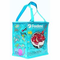 Foodland Poke Thermal Bag, 1 Each
